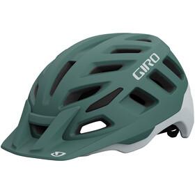 Giro Radix MIPS Casco Donna, matte grey green